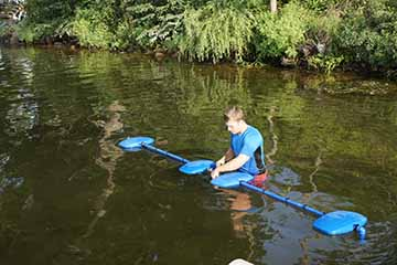 The Ultimate Lake Weed and Muck Removal
